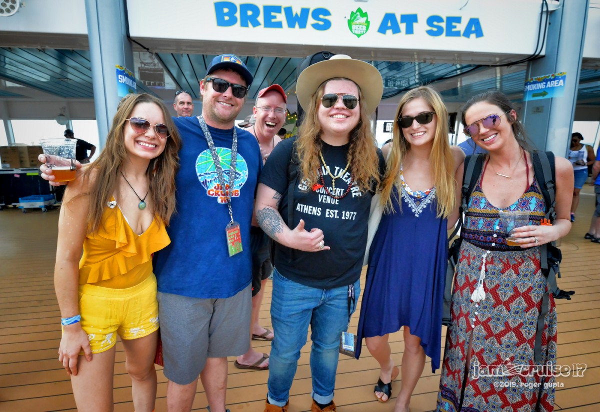 Festival Review: Jam Cruise 17 – Second Half on The Jade