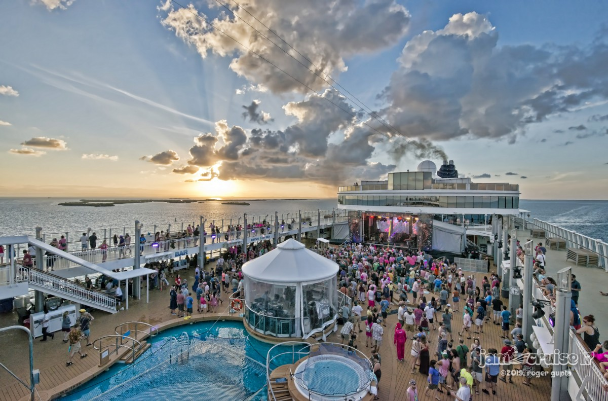 Festival Review: Jam Cruise 17 – That's Just the Half of It