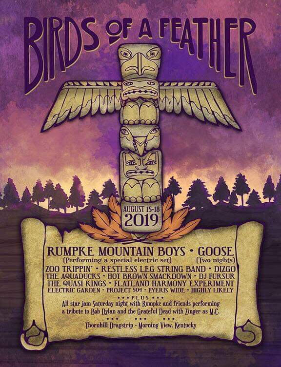 Festival Preview: Birds of a Feather are Flocking to Kentucky this Summer!