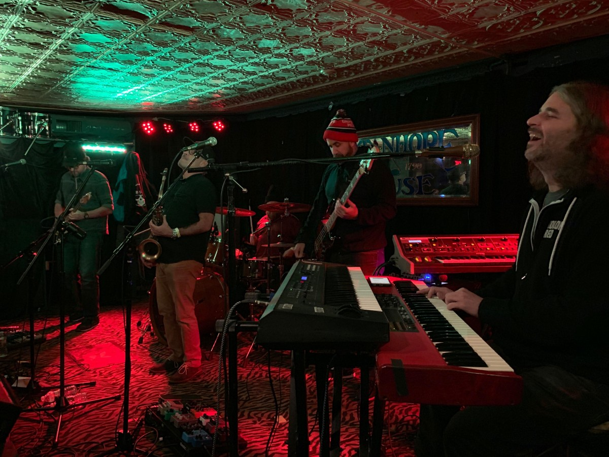 Show Review: Kung Fu Brought the Funk to The Stanhope House Jan 31
