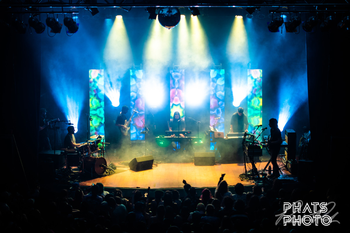 Interview & Review: 2 Nights at The Madison Theatre with Papadosio