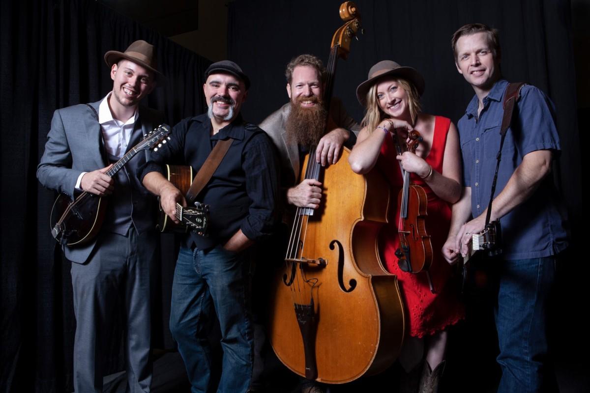 Jakob's Ferry Stragglers-- Appalachian Bluegrass band