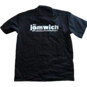 Jamwich Mechanic shirt back