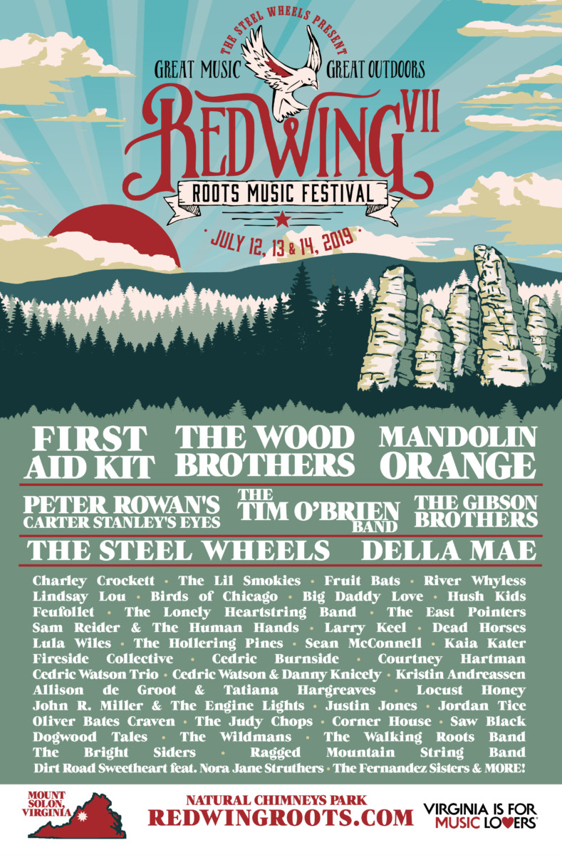 Red Wing Roots Music Festival Releases Full Lineup