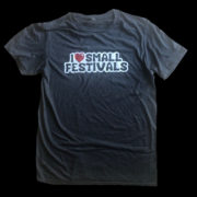 I Love Small Festival Shirt