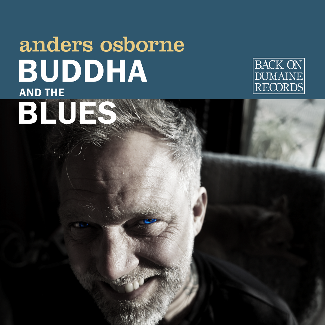 Exclusive Interview: Anders Osborne discusses new album & more!