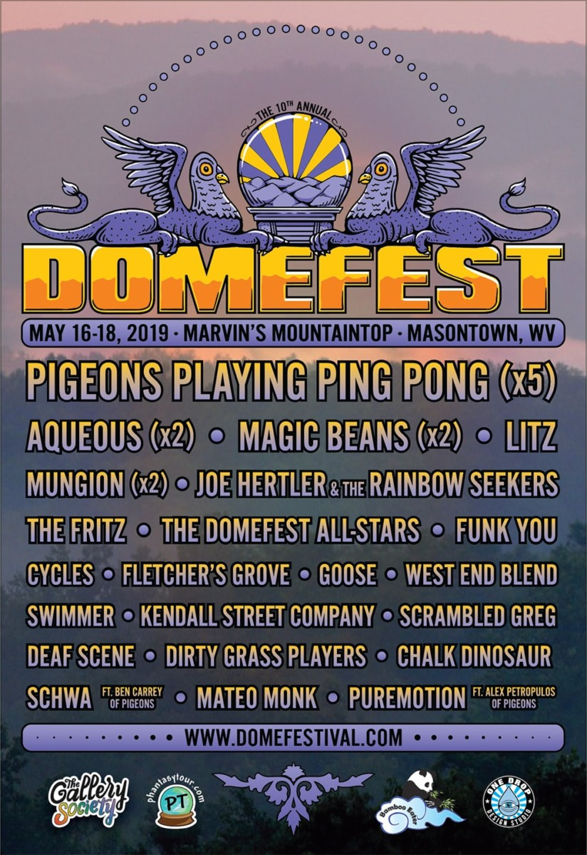 What's Up Weekly – May 13 – 19 – Domefest, Hookahville51, Dark Star Orchestra & more!