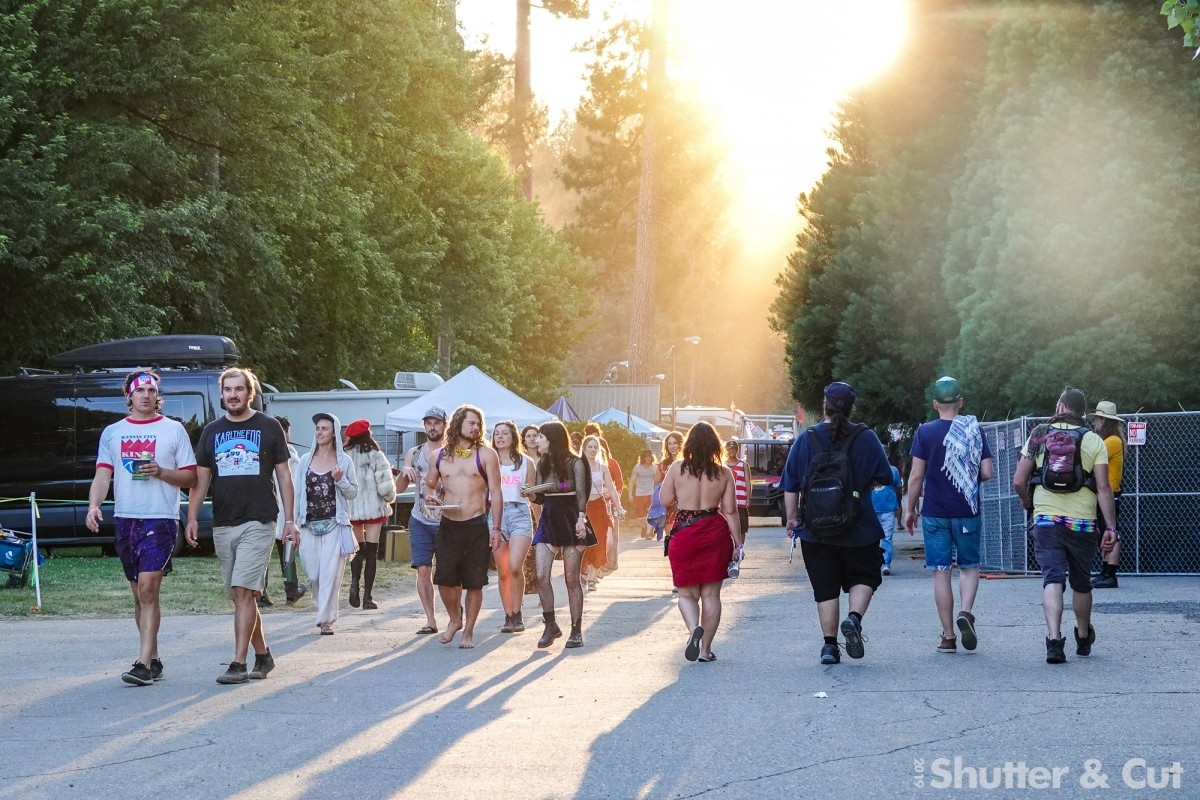 High Sierra Music Festival's 'Summer of Love' Review! July 4th-7th