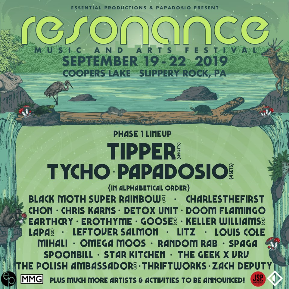 Festival Preview: Top Five Reasons Not to Miss Resonance Music and Arts Festival