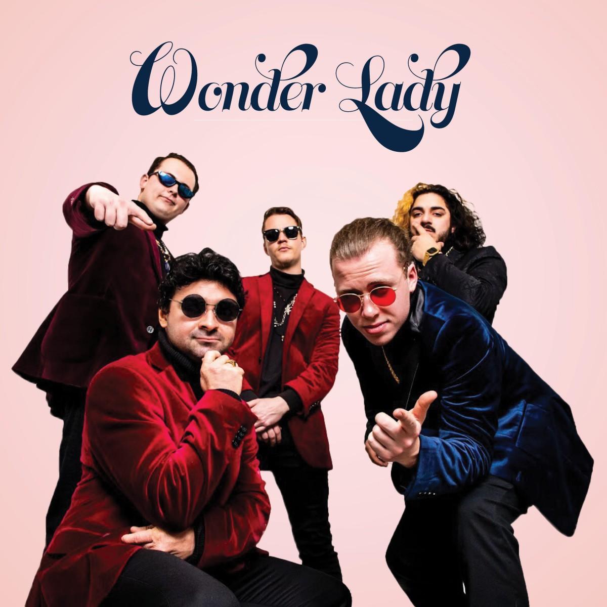 Album Review: Tales of Joy, Wonder Lady