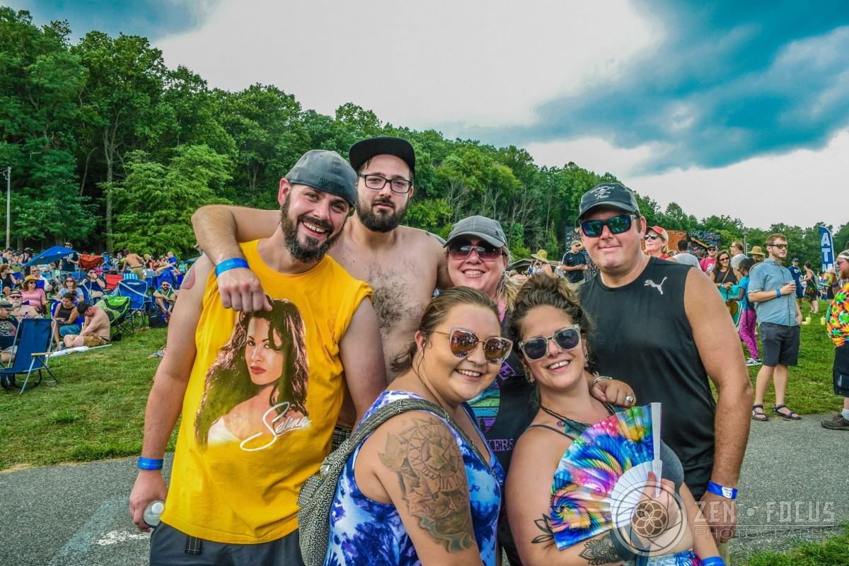 Hot August Music Festival Photos