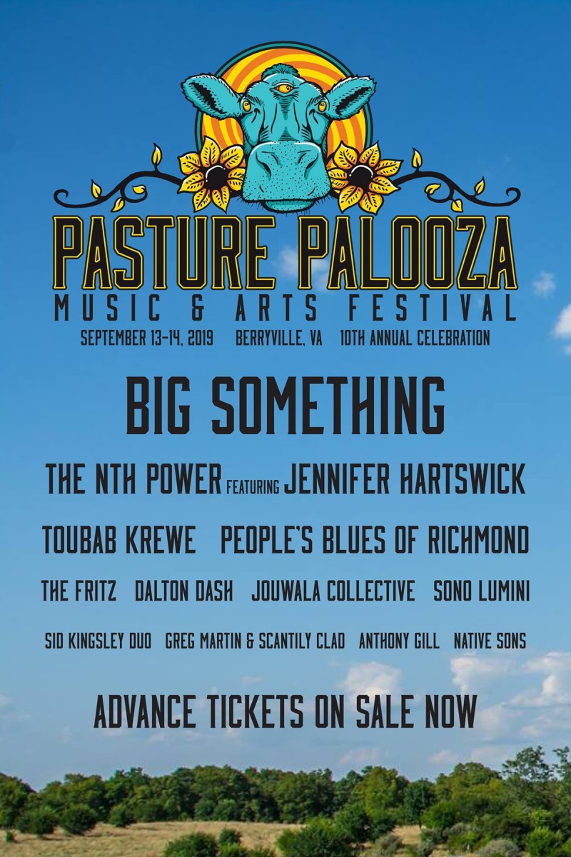 What's Up Weekly – Sep. 09-15 – Pasture Palooza, Wormtown, Jerrystock, North Carolina's Big Pour & more.