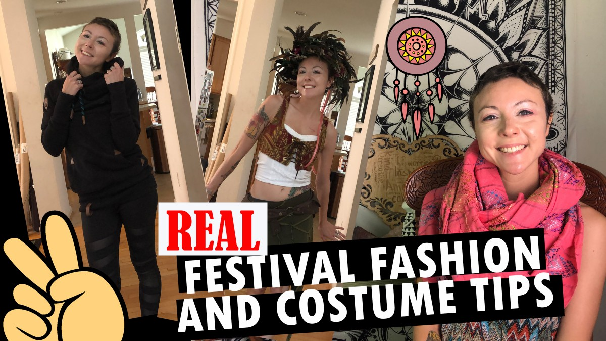 Video: Festival Fashion and Costume Tips