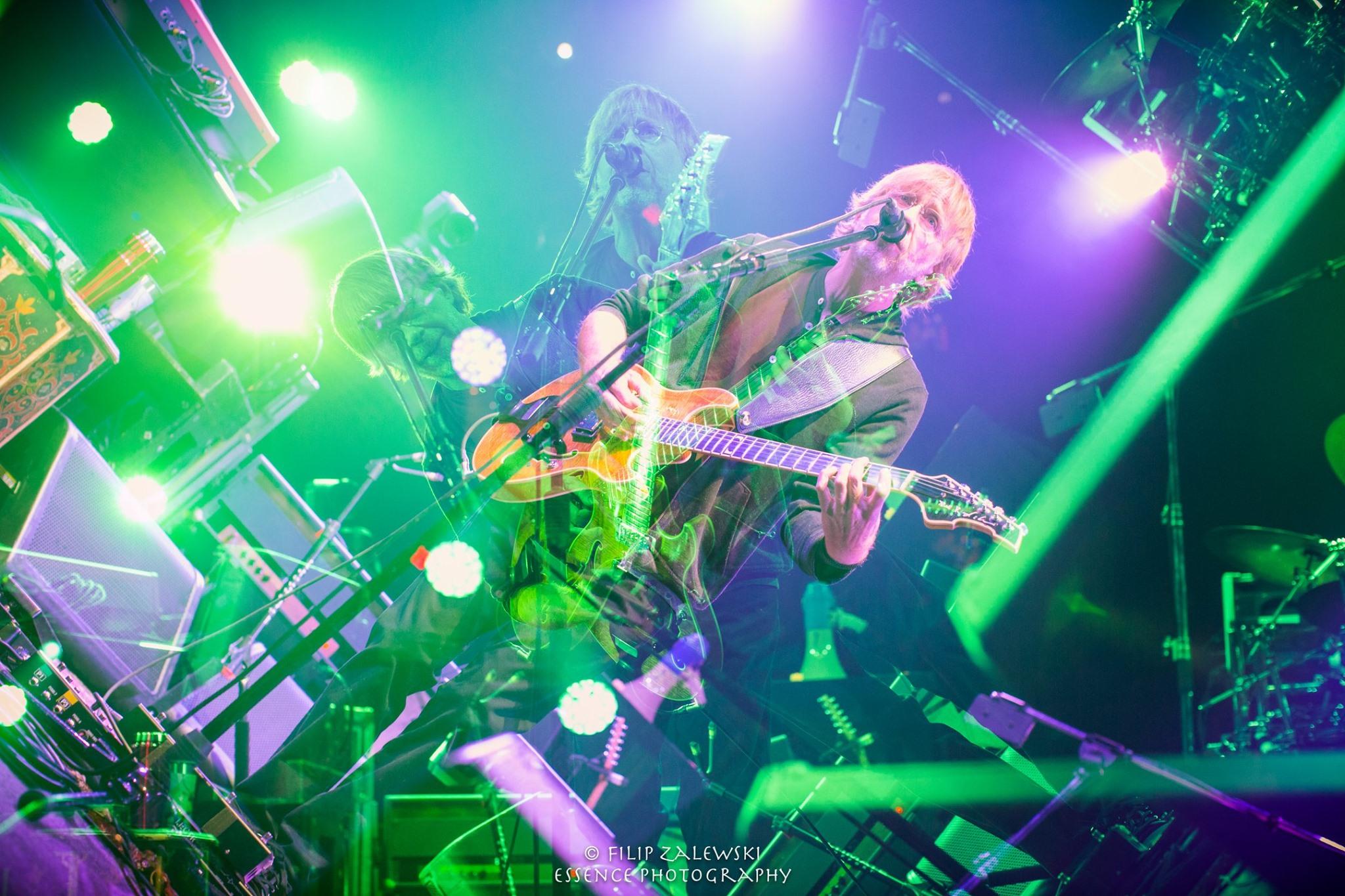 Show Recap: 35 Years Later, Phish Performs at Nassau Coliseum 12/1/19