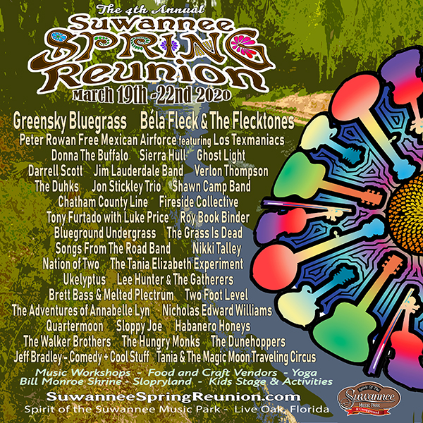 Suwannee Spring Reunion Is a Blossoming Tradition In Paradise