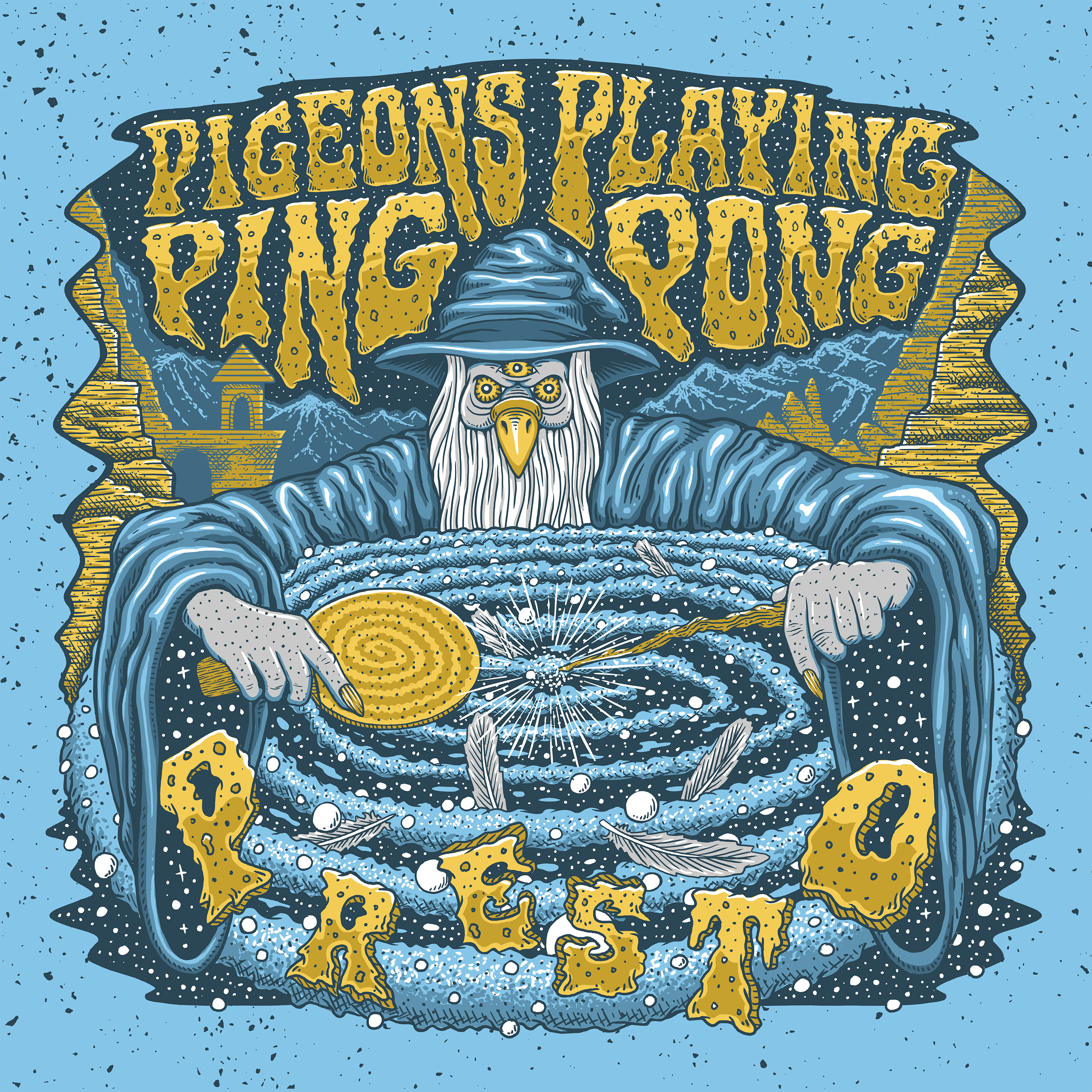 "Out Today: Pigeons Playing Ping Pong Releases Fifth Studio Record ""Presto"""