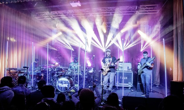 Show Recap:  The Instrumental Electro-Funk of TAUK Lights Up Cleveland