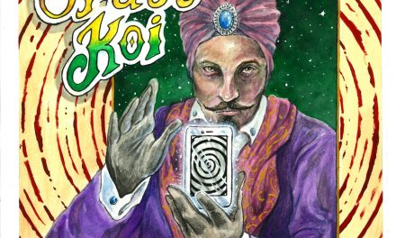 Album Review: Space Koi, Brainwash Box
