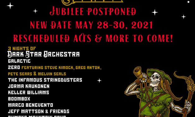 Dark Star Jubilee Rescheduled for 2021, Dark Star Orchestra Rescheduled Tour Dates