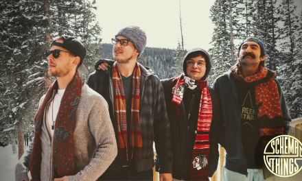 Band Spotlight -Denver based Schema Things: The Fastest Band in the West