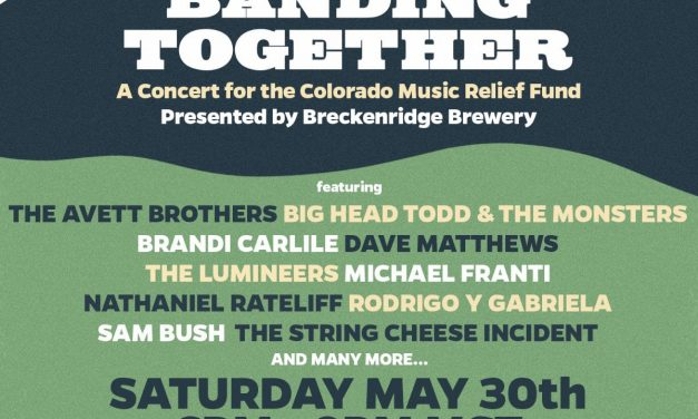 Launch of the Colorado Music Relief Fund to Support Music Industry Workers Across the State