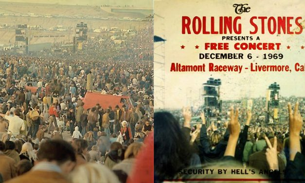 History and Music: Tragedy at the Altamont Free Concert