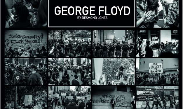 """Desmond Jones to release music video """"George Floyd"""" June 10 – Live Streaming tonight June 8 at 8PM"""