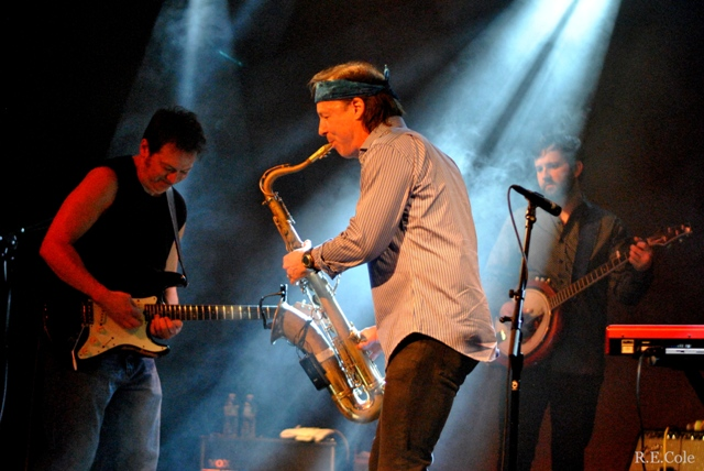 People's Blues of Richmond & Bill Evans' Soulgrass at The Hamilton, Washington, D.C., 3-8-2013