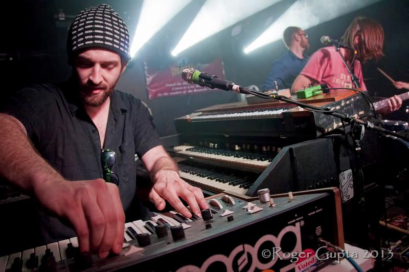 Dopapod at Martin's Downtown, Roanoke, VA, 4-2-2013