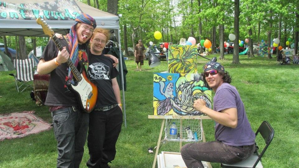 May Daze Music Festival 2013, Franklin, Ohio