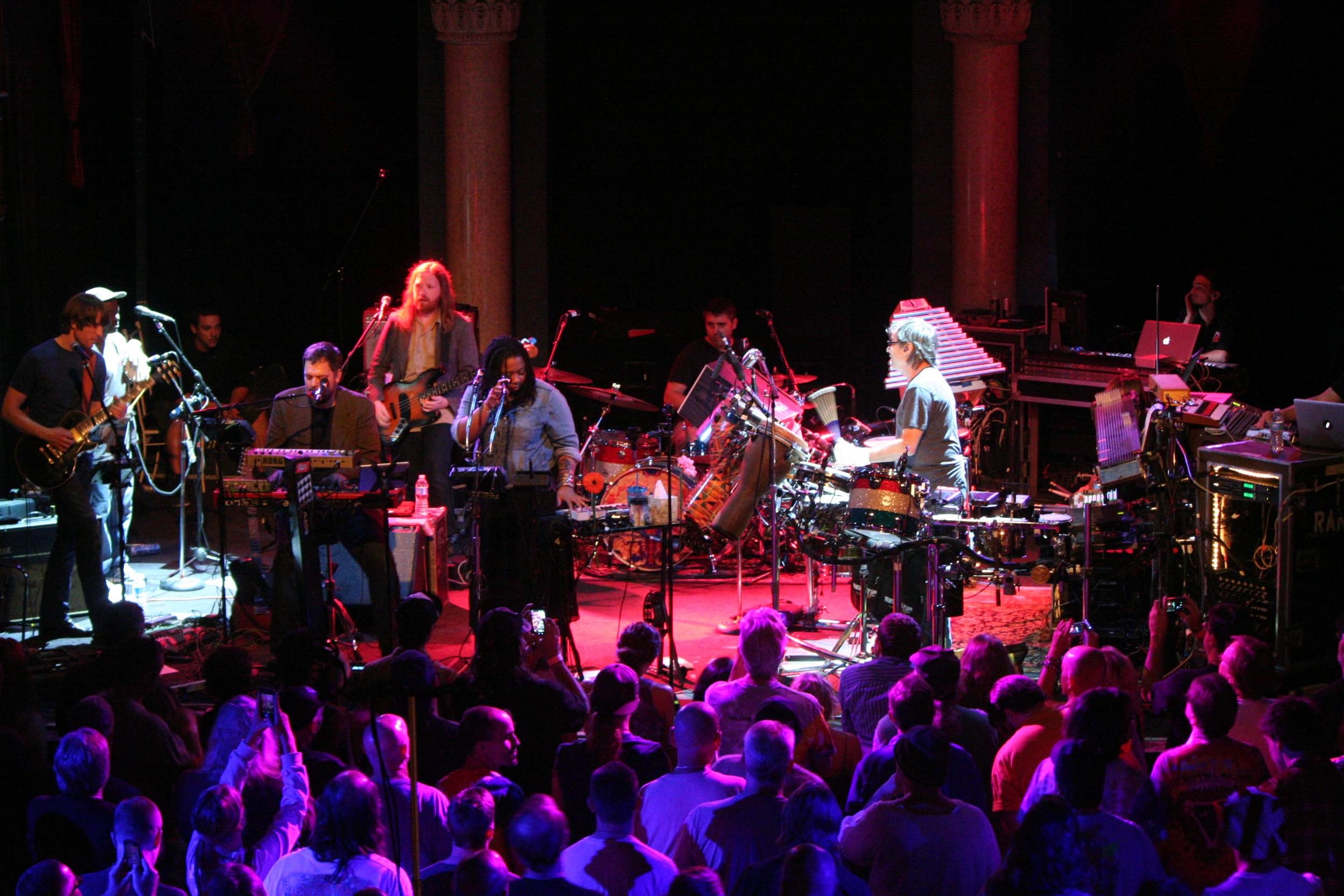 Mickey Hart Band – Mr. Smalls Theater – Pittsburgh, PA – 8/15/13