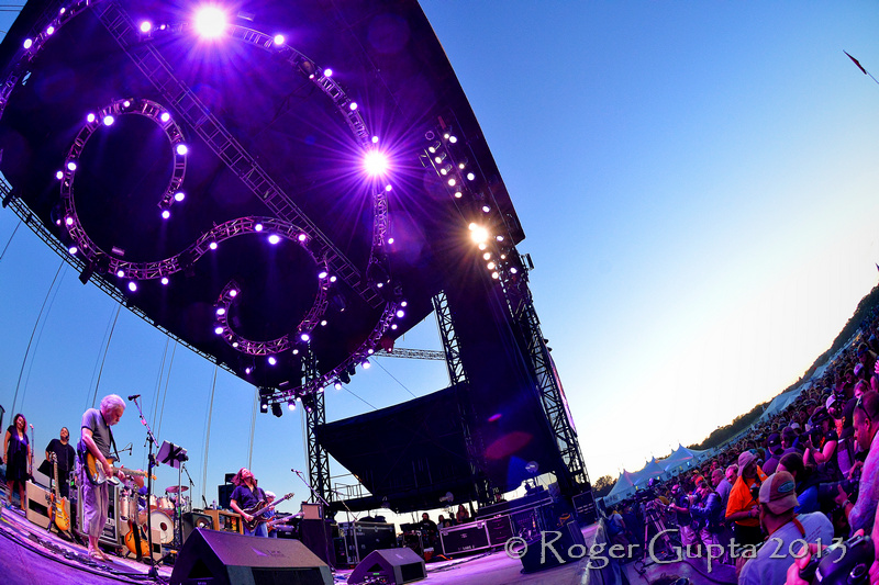 A Snapshot of Lockn Festival 2013