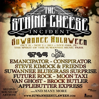 Preview of: Suwannee Hulaween hosted by The String Incident