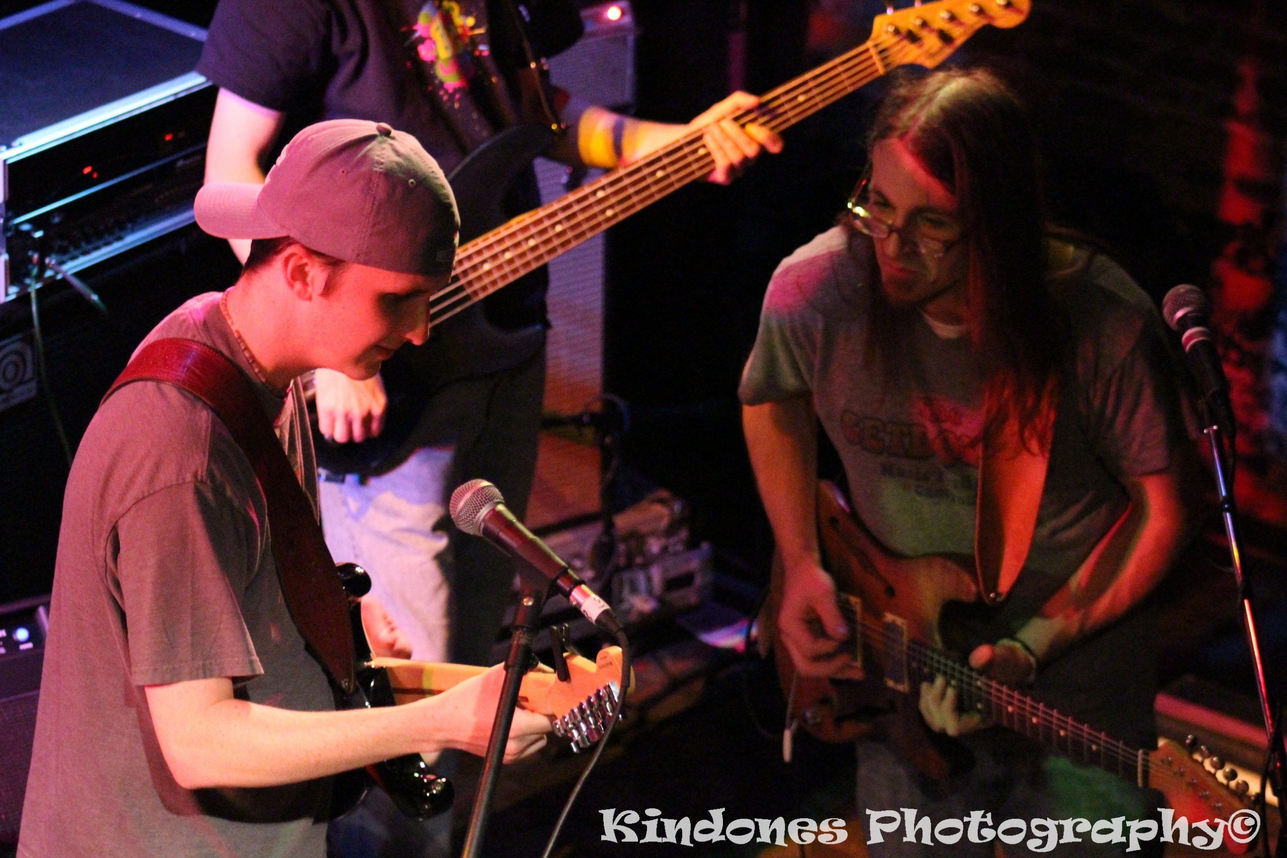Review of the 1st night of BIG Something's October Residency at The 8×10