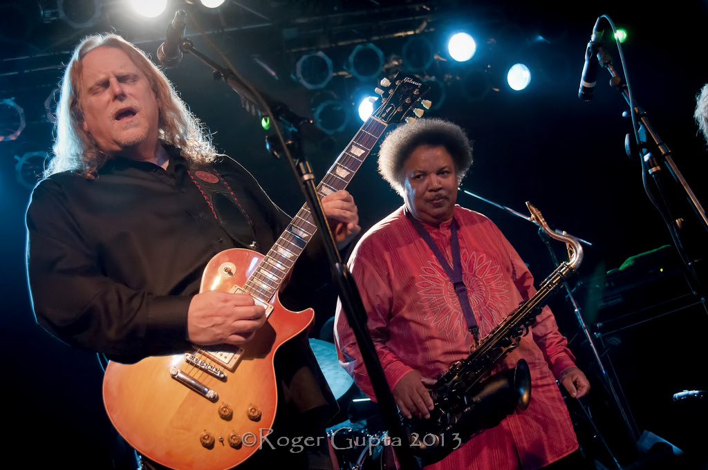 Warren Haynes Christmas Jam Pre-Show at The Orange Peel (Photos)