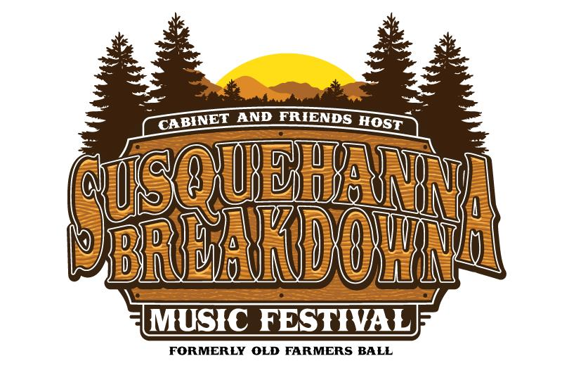 The Susquehanna Breakdown Music Festival  ** Full Lineup & Camping Announced **