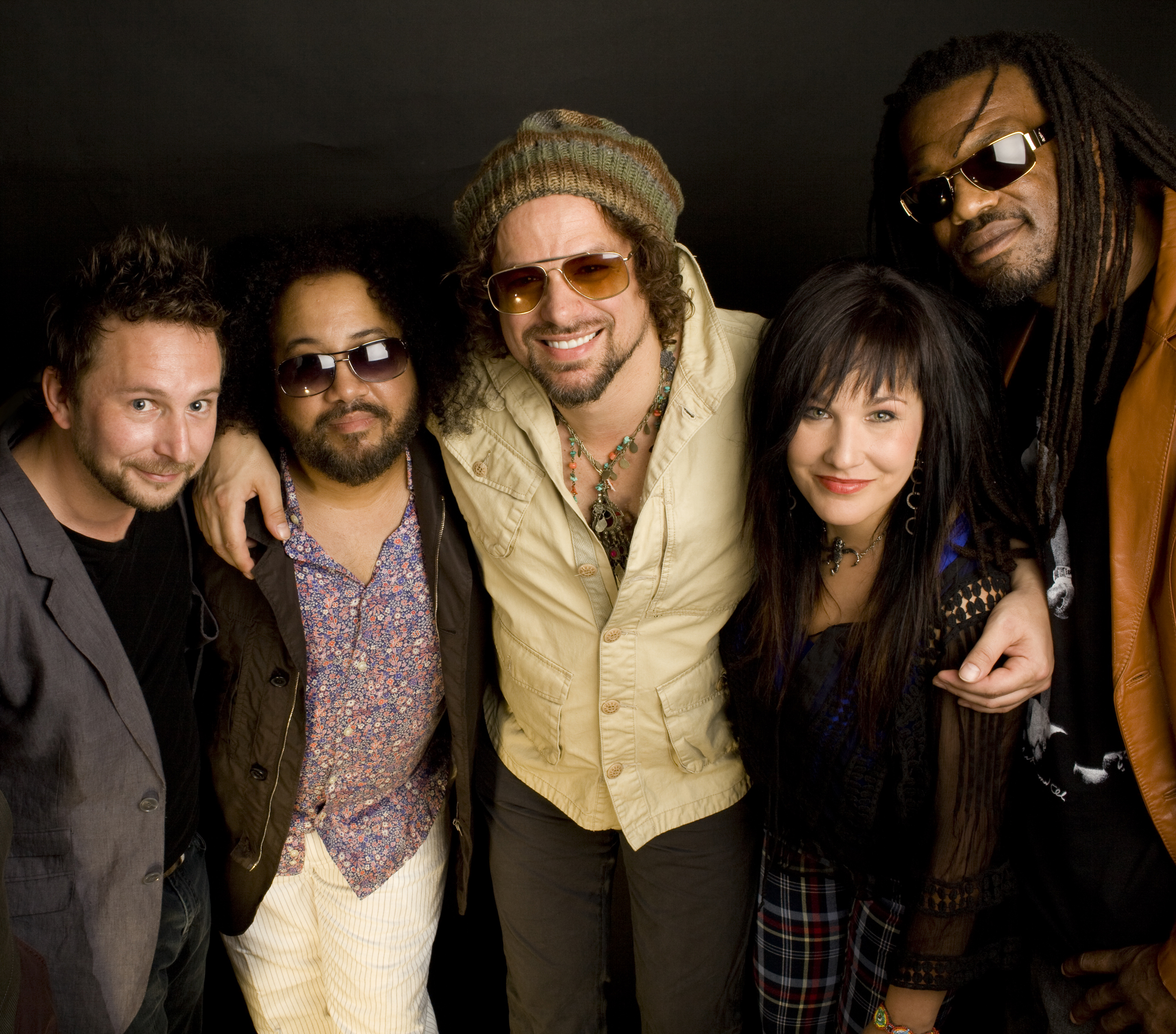 RUSTED ROOT AND THE WAILERS TO CO-HEADLINE MAY TOUR DATES