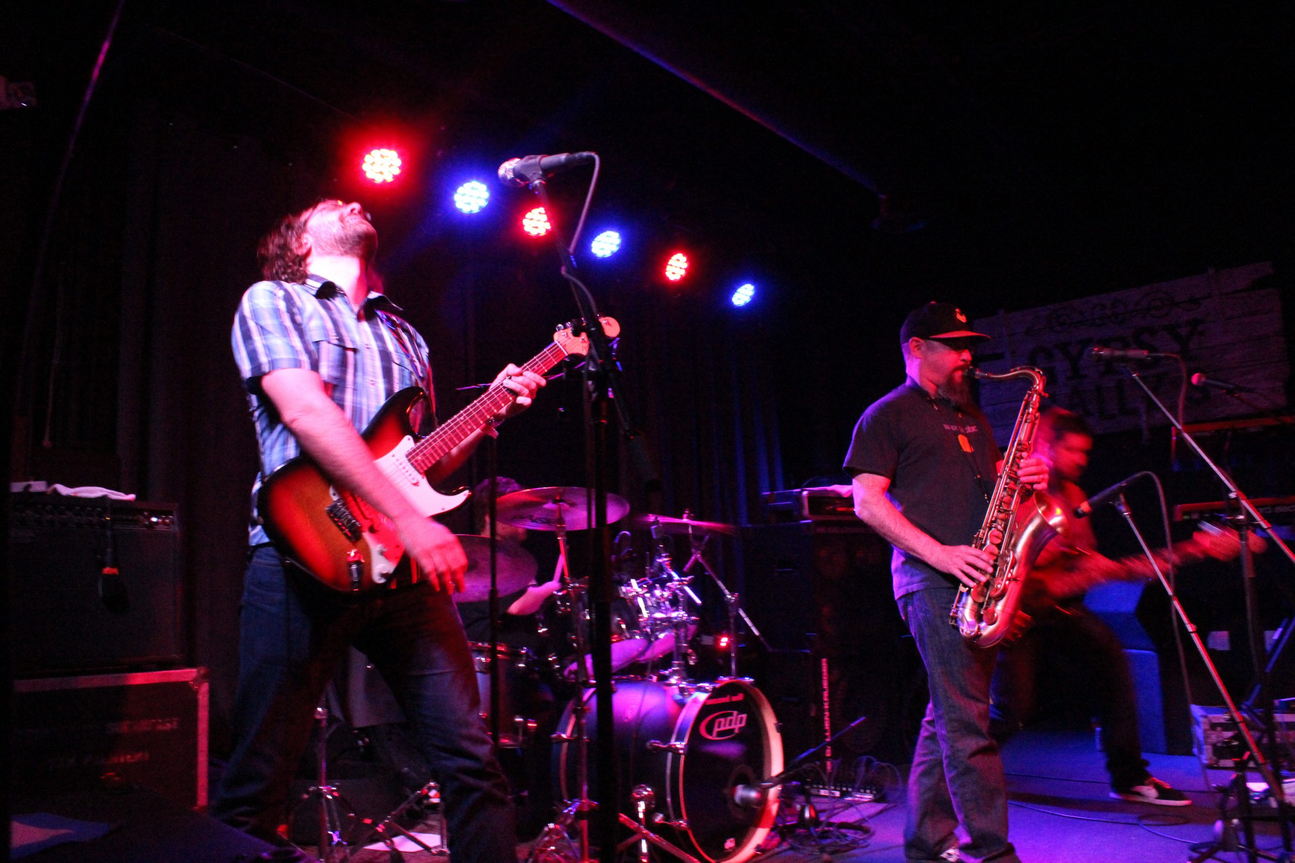 Review of Kung Fu Wednesday April 16 at Gypsy Sally's