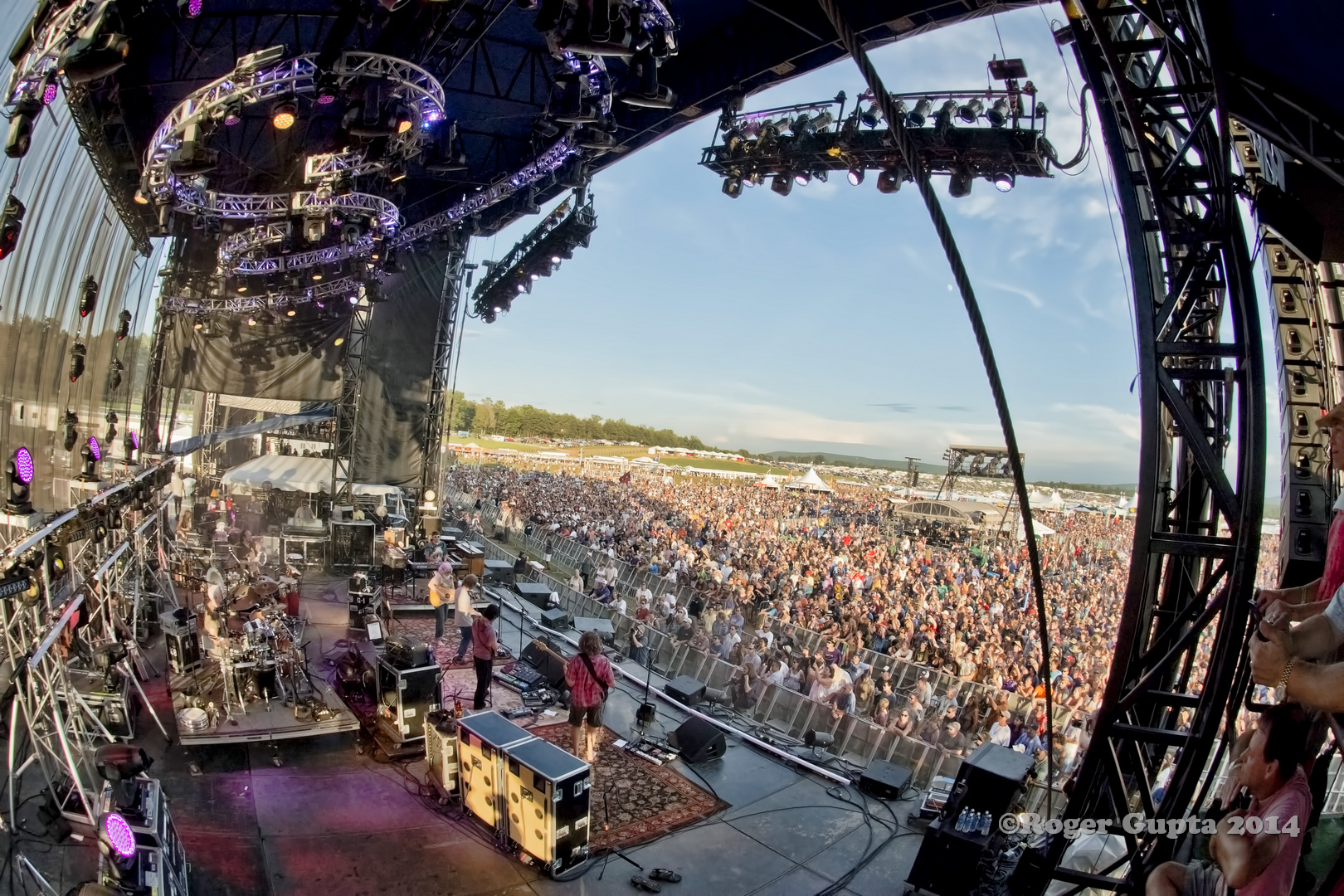 LOCKN' Review Sept 4-7, 2014, Arrington, VA