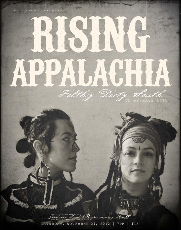 Suwannee Hulaween Artist Spotlight on: Rising Appalachia