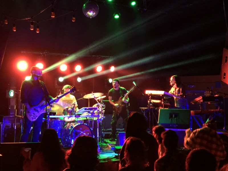 Show Review: Particle @ Higher Ground in Burlington, VT – 1/10/15