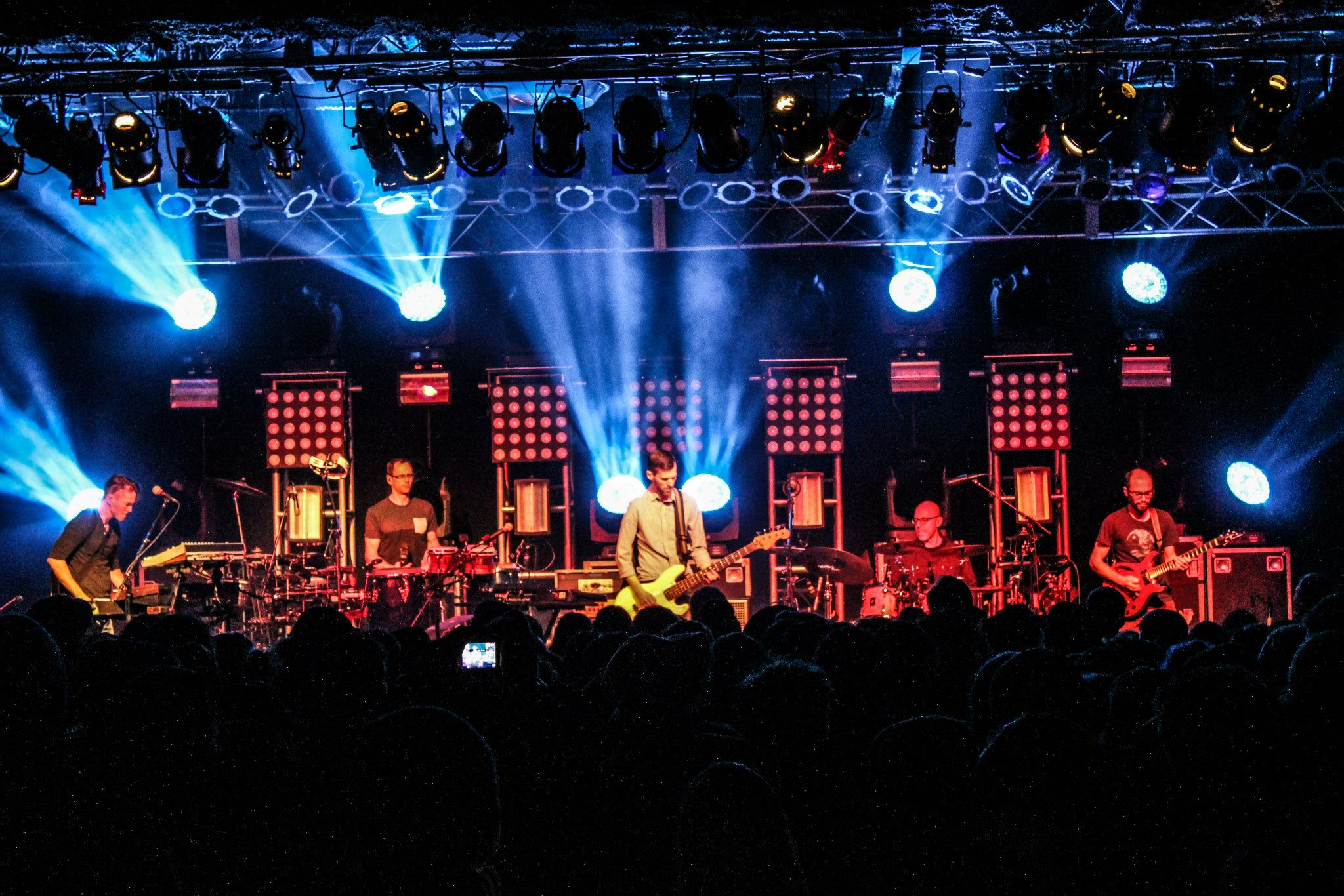 Review of Lotus at Higher Ground Ballroom Jan 28, 2015