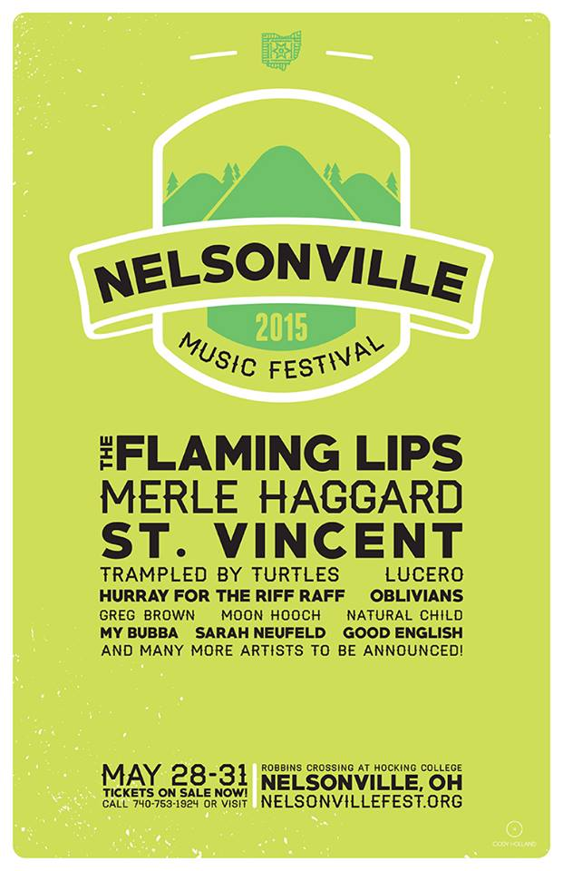 Black Lips and 8 More Acts Join Nelsonville Music Festival Lineup