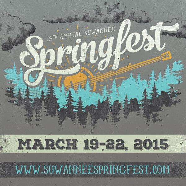 Suwannee Springfest 2015: Festival Review