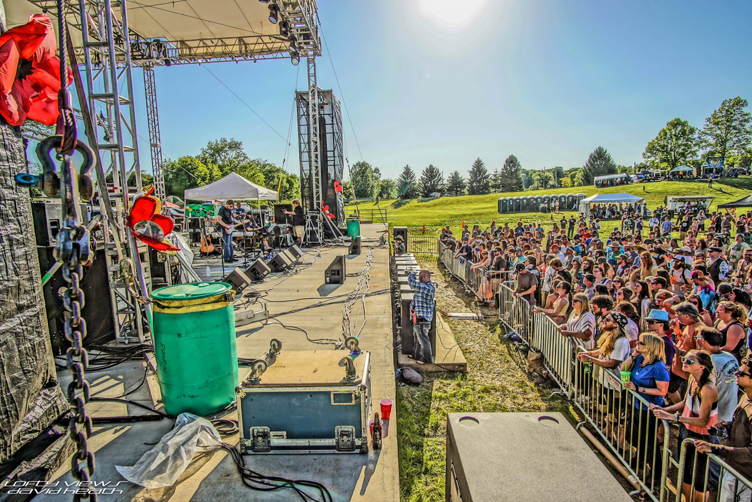 The Ville Festival, May 21-25 2015: Review and Photos