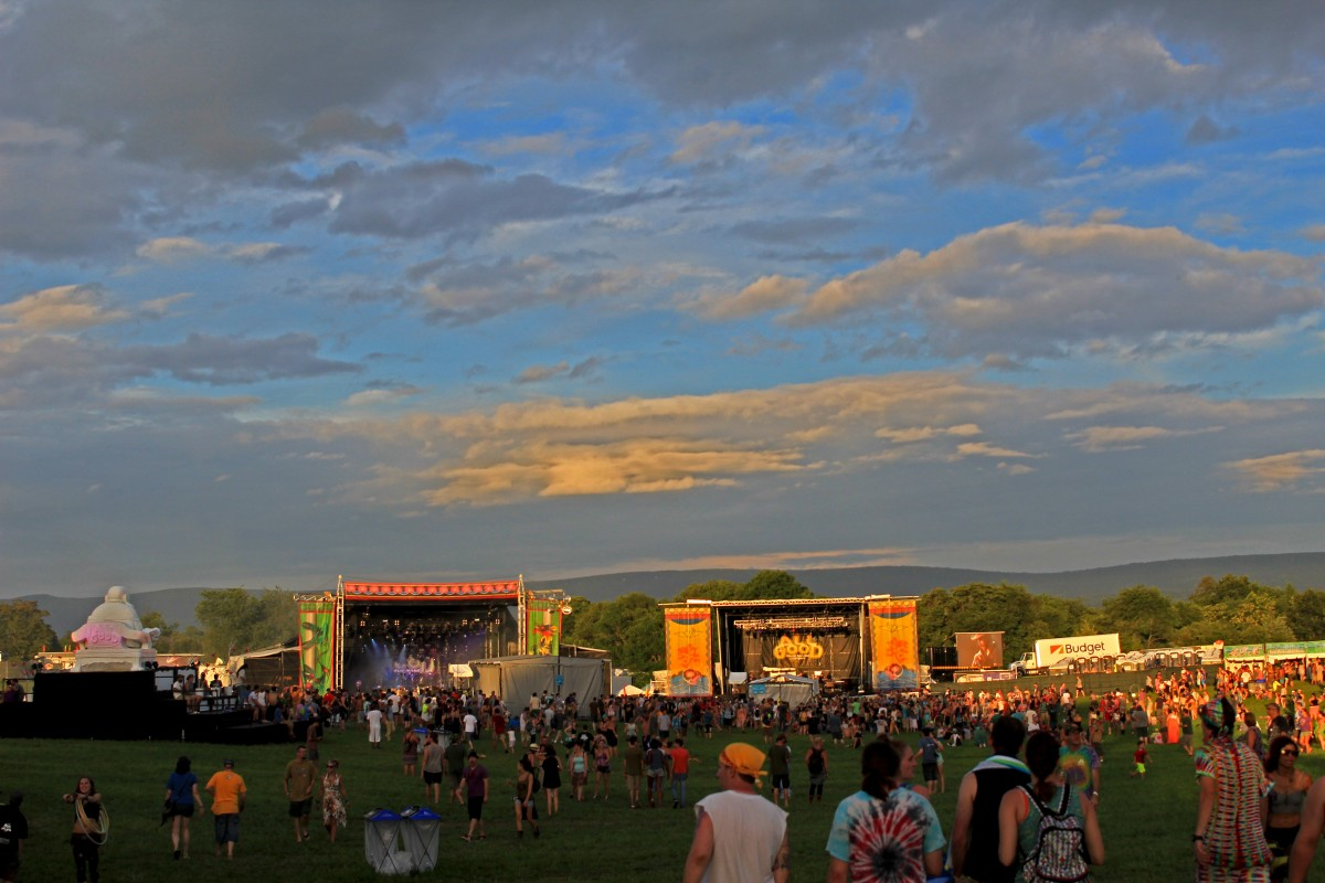 All Good Music Festival Review July 9-11 Berry Hill Farm, WV