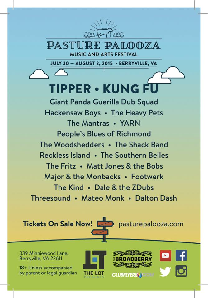 Pasture Palooza 6 Preview