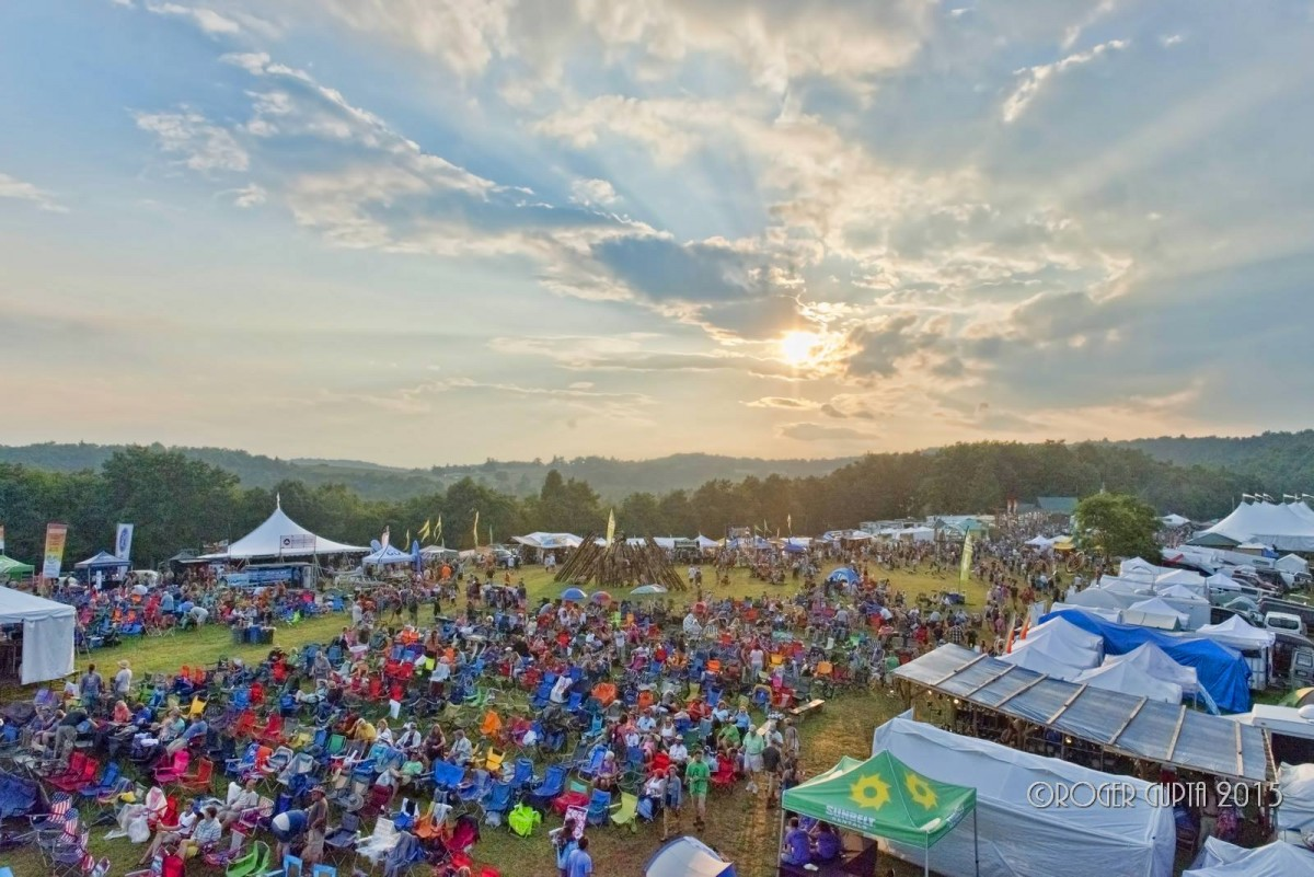 Floydfest 2015: Fire on the Mountain Review