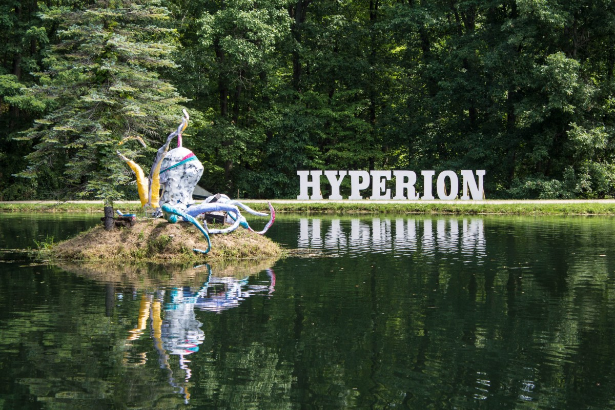 Hyperion Homegrown Music and Arts Festival August 13-15, 2015 Review