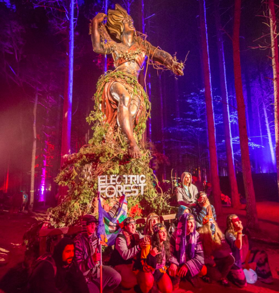 Electric Forest Review 2015